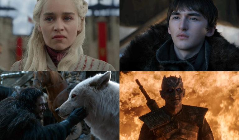 Главные мемы финального сезона «Игры престолов»