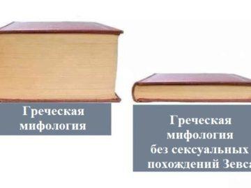 Мем с толстой и тонкой книгой