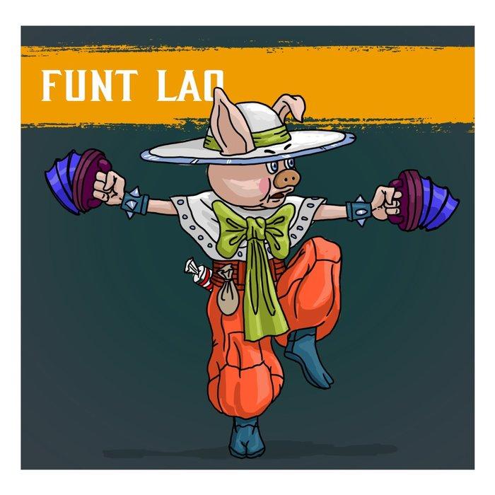 Funt Lao
