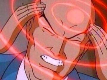 Профессор Икс держится за голову (Professor X's Mind Rays) - мем с Профессором Иксом, который держится за голову и корчится от боли. Из его лба распространяются красные круги.
