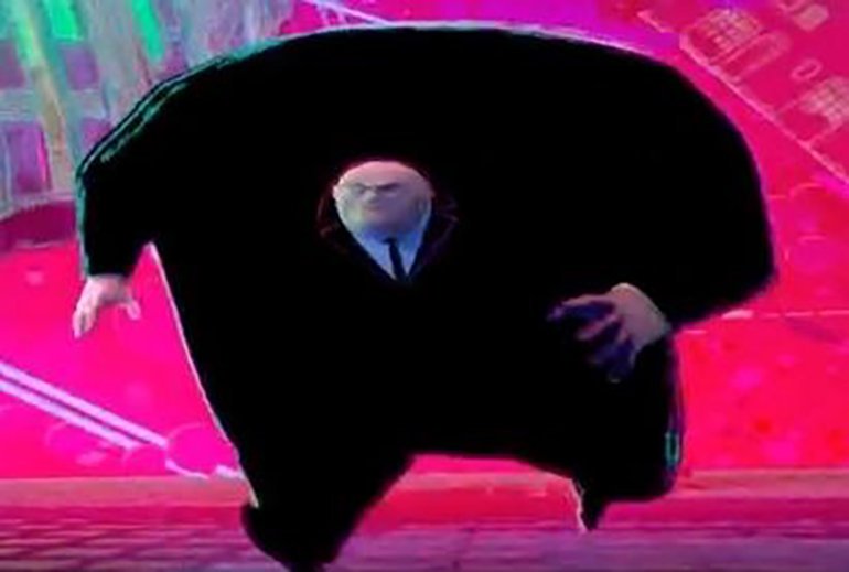 running kingpin template