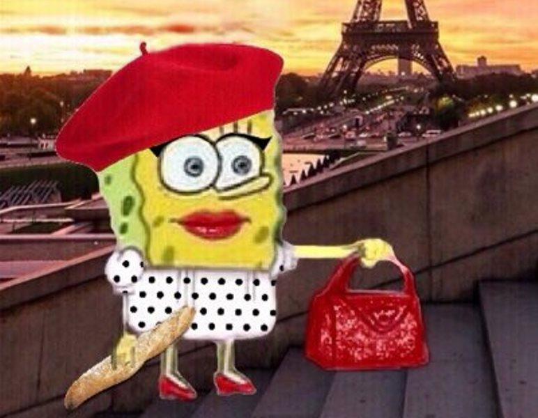 Спанч Боб путешествует
