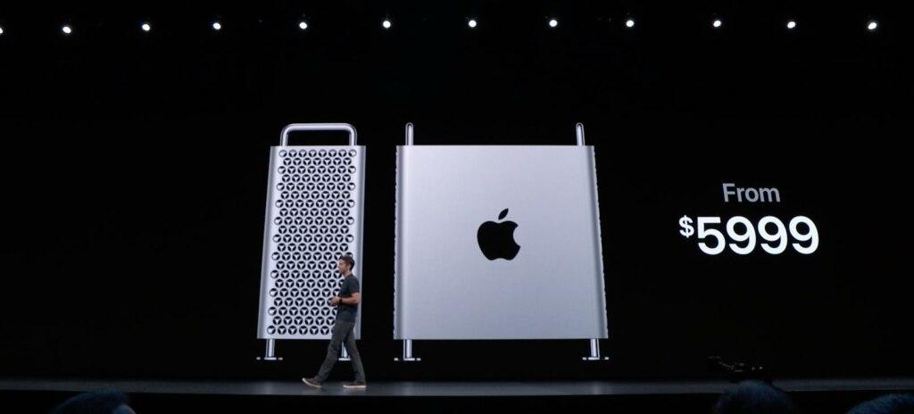 """""""Терка вместо ведра"""". Новый Mac Pro от Apple похож на терку для овощей, и это невозможно развидеть"""