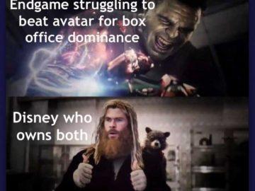 Thor Thumbs Up meme
