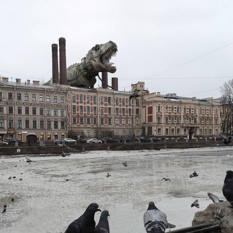 Вадим Соловьев Фантастические твари в Санкт-Петербурге