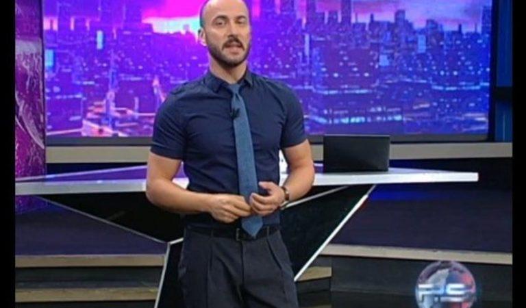 Резонанс: ведущий Георгий Габуния оскорбил Путина в эфире канала «Рустави 2»