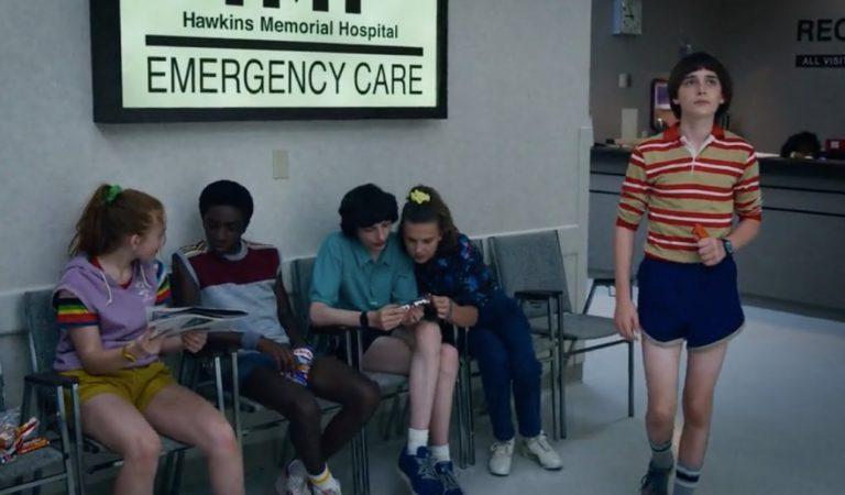 Одинокий Уилл Байерс в 3 сезоне «Очень странных дел» разжалобил зрителей