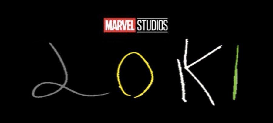 Логотип сериала о Локи