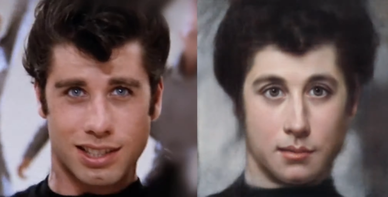 Приложение AI Portraits превращает фото в картины
