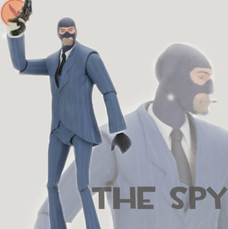 Team Fortress 2 meme spy
