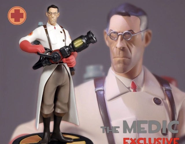 Team Fortress 2 meme medic