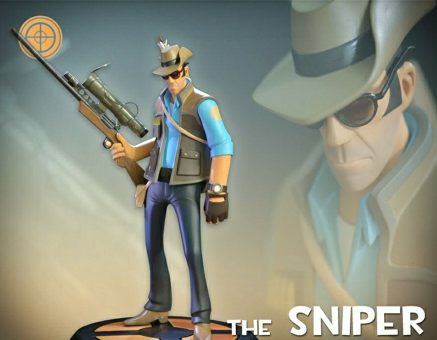 Team Fortress 2 meme sniper
