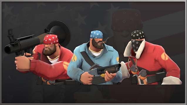 Team Fortress 2 ricardo milos