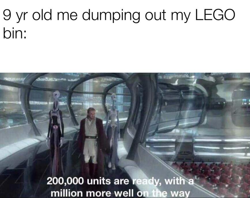 Двести тысяч единиц уже готовы, еще миллион на подходе