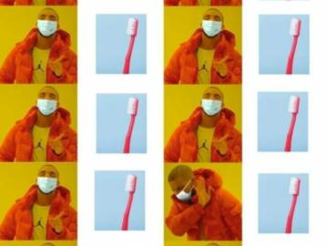 9 из 10 стоматологов рекомендуют - мем про Колгейт, Colgate memes