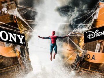 Человек-паук уйдет из Marvel
