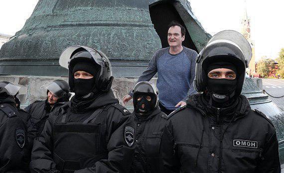 Тарантино в Кремле
