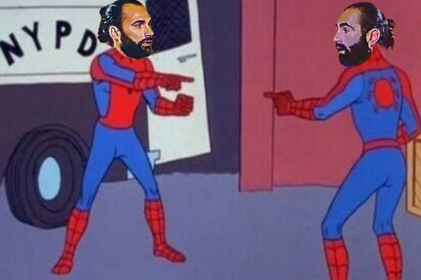 Футболисты-двойники