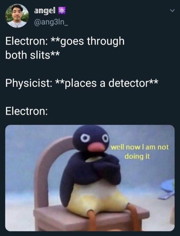 Теперь я не буду этого делать - мем с пингвином Нут Нут Noot Noot