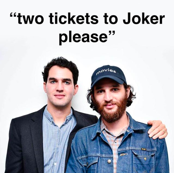 Билет на Джокера