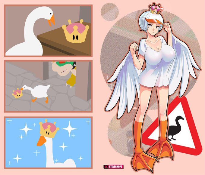 Untitled Goose Game Chan