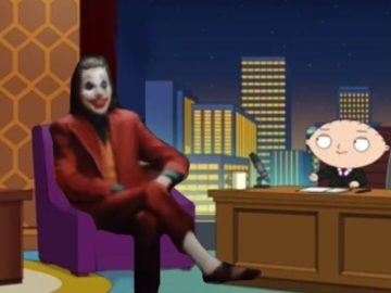 Джокер на шоу