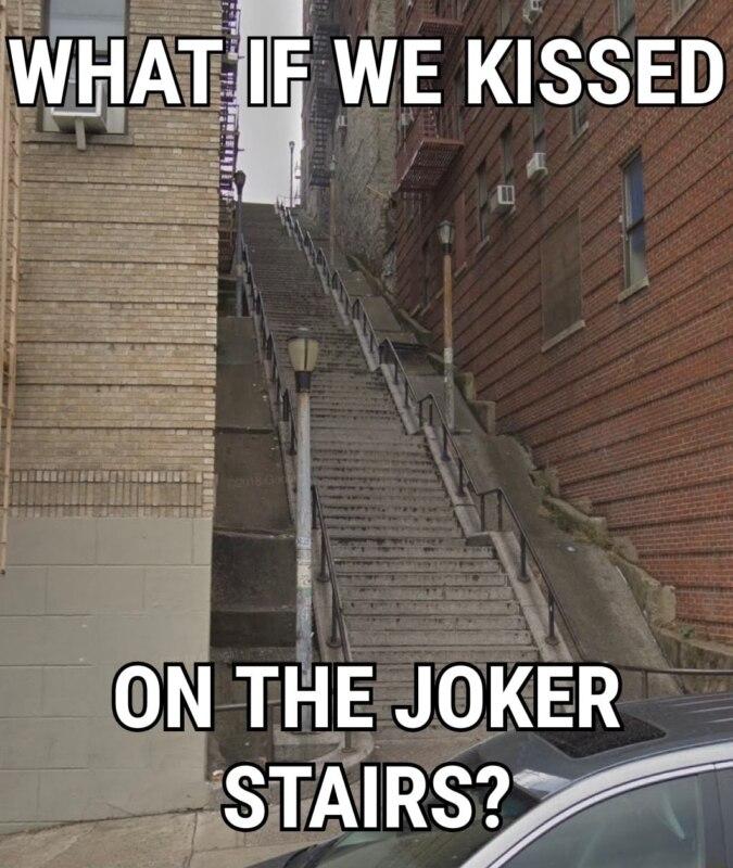 Лестница Джокера