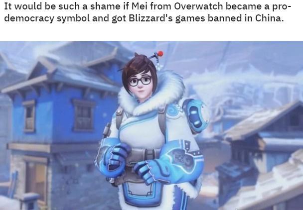 мэй из overwatch