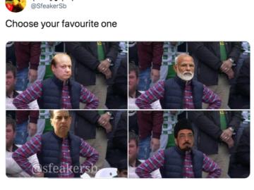 Расстроенный фанат крикета