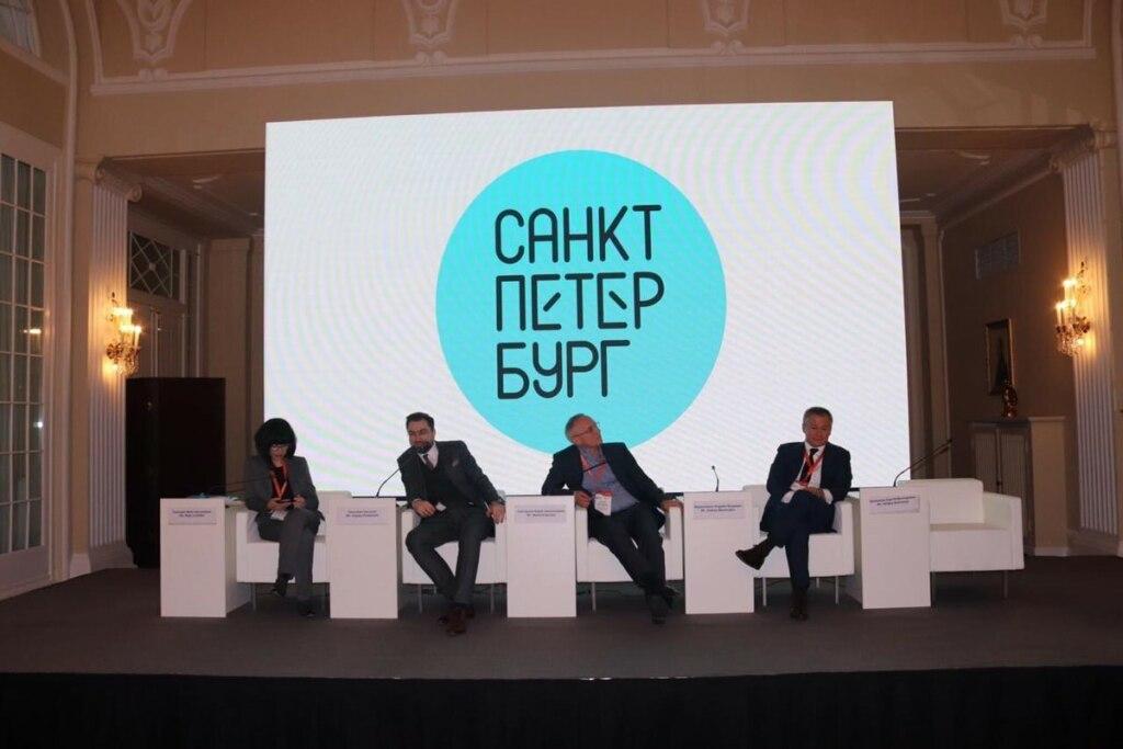 Логотип Санкт-Петербурга
