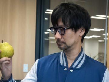 Хидэо Кодзима в куртке гений