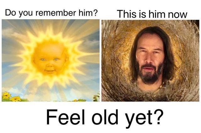 мемы про киану ривза