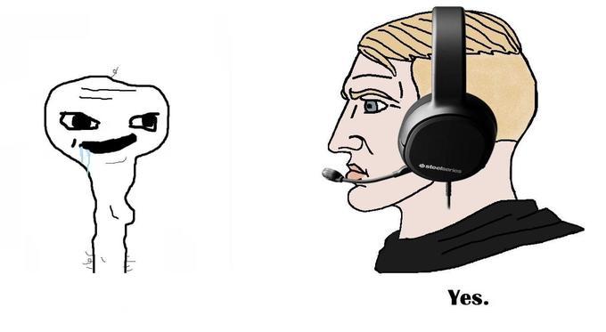 Nordic Gamer мем