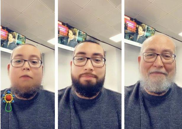 snapchat new filter