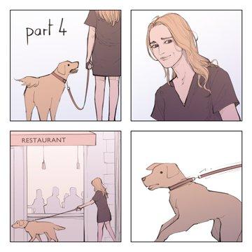 комикс про женщину орущую на кота
