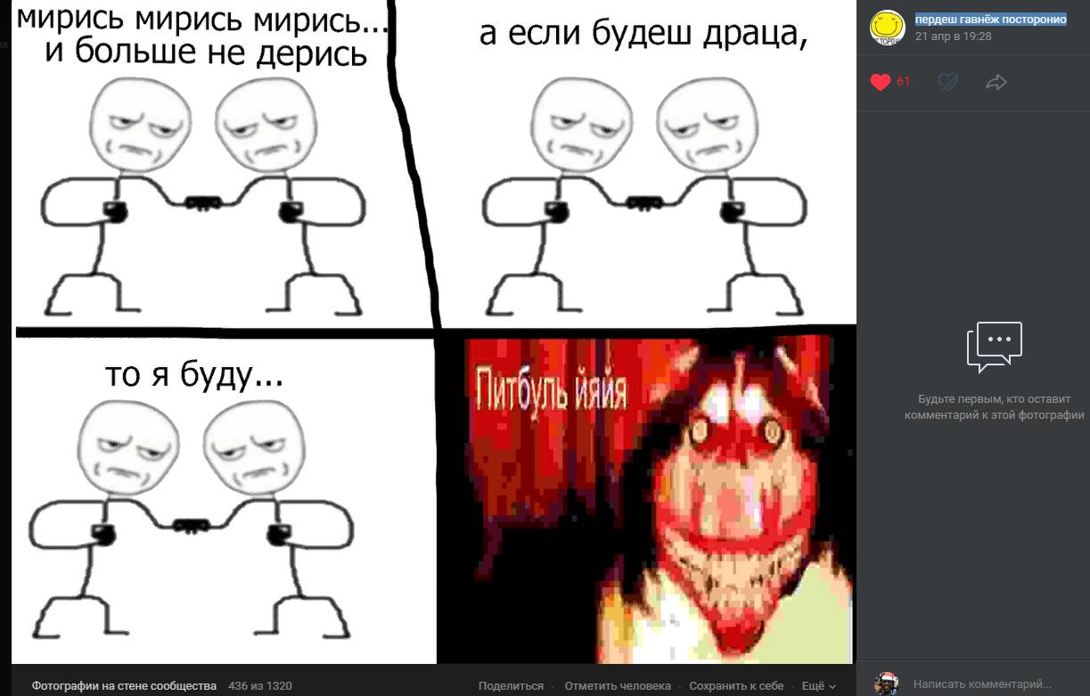 Питбуль йяйя