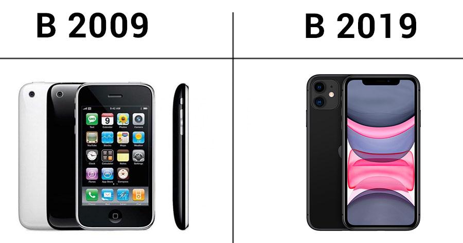 что изменилось за 10 лет
