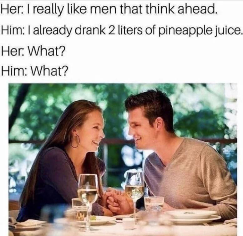 Ананасовый сок мем