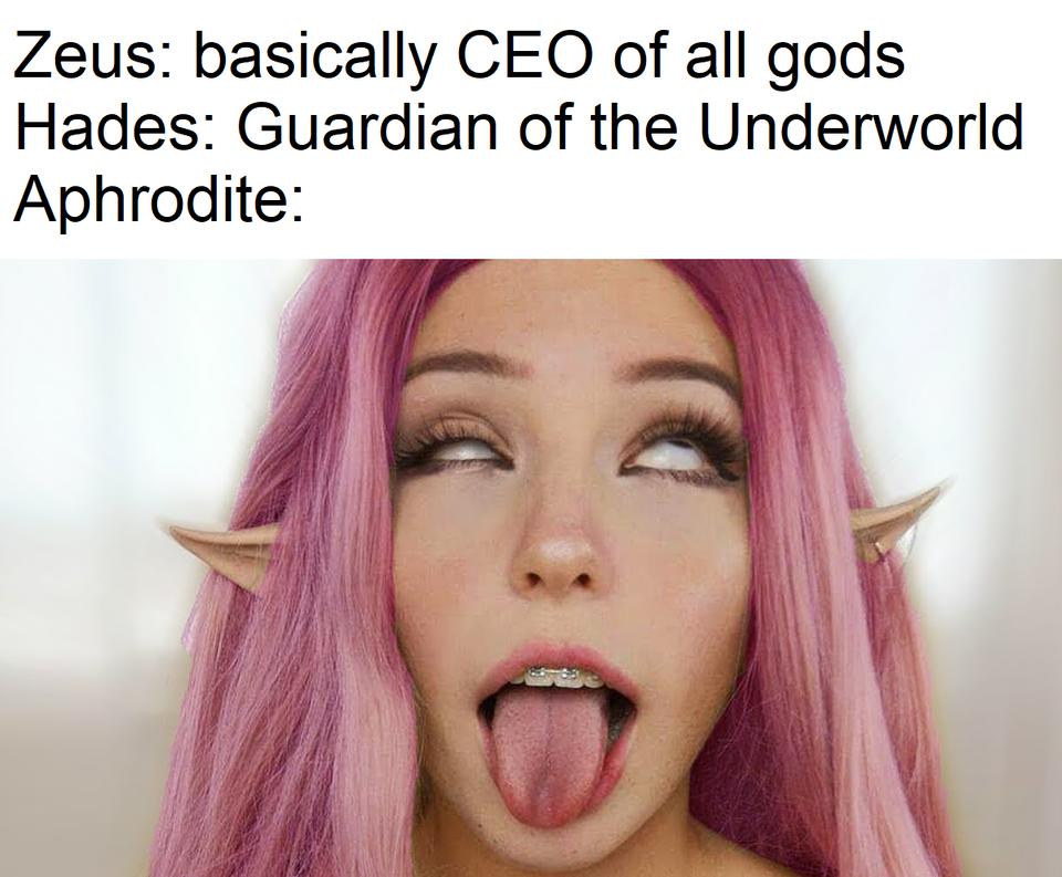 мемы про греческих богов