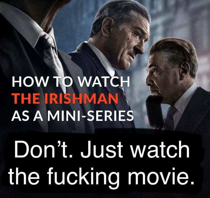 Смотри Ирландца как