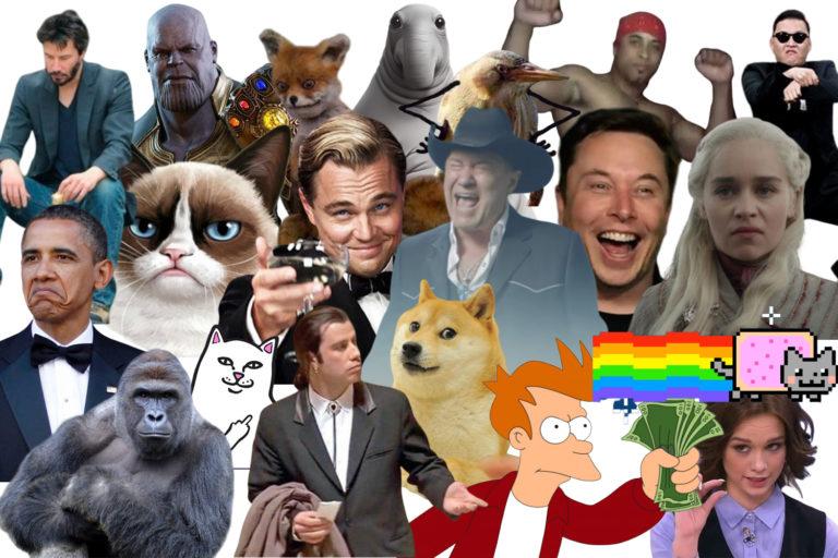 голосование за главные мемы десятилетия