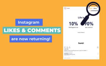 How to return hidden likes on instagram - Guide