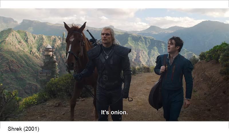 Мемы из сериала Ведьмак
