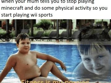 фитнес моя жизнь