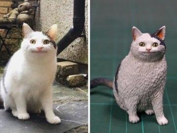 статуэтки с мемными животными