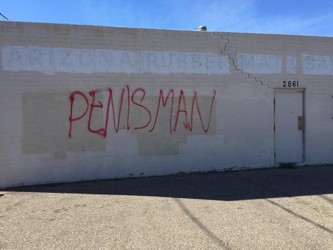 Penis man