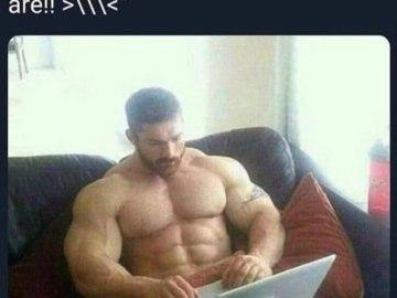 Качки с ноутбуками