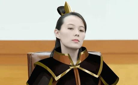 Сестра Ким Чен Ына Ким Ё Чжон