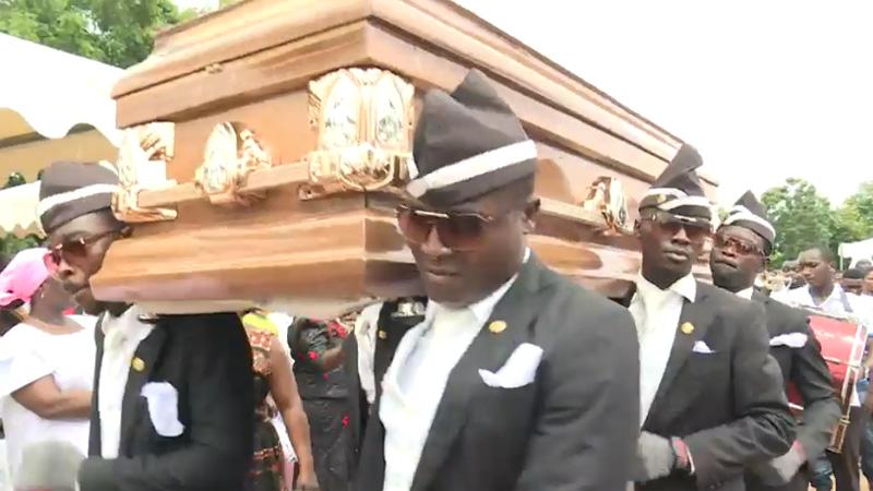 Negros coffin | Smotri