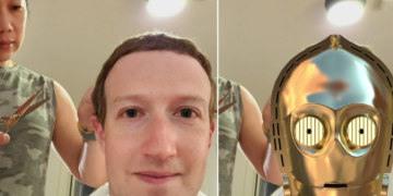 Жена дважды стригла Цукерберга